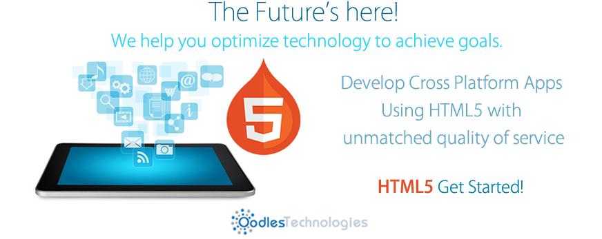 Html5 Web & Mobile Development