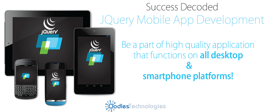 JQuery App Development