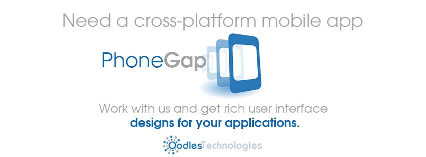 Phonegap apps development