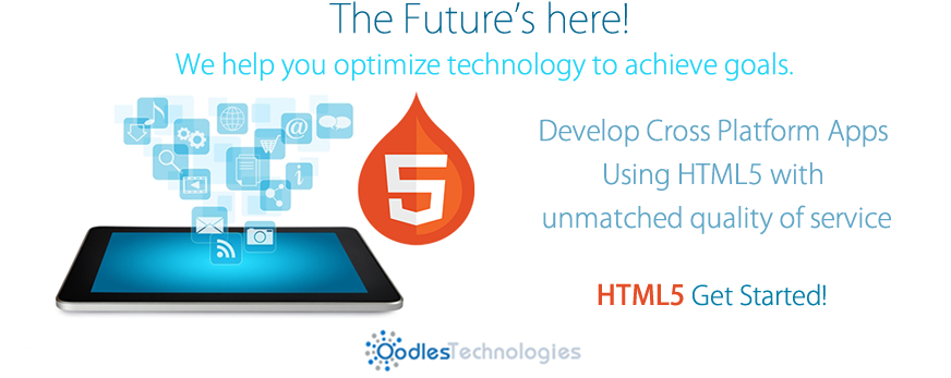 Html5 Web & Mobile Development