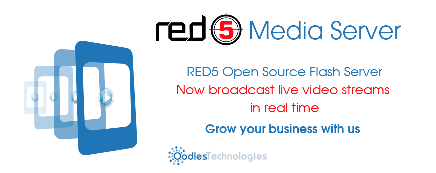Red5 media server,Red5 live streaming
